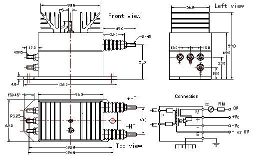 电压传感器接线图-产品知识-华智兴远